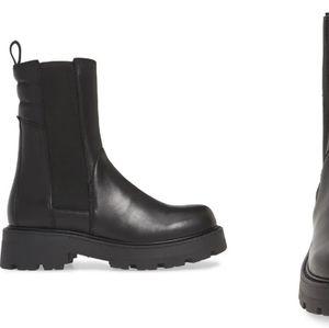 Vagabond Chelsea boots leather sz 40